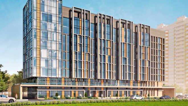 ЖК Янтарь Apartments (Янтарь Апартментс)